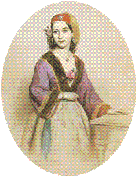 Mina-Karadzic-u-medaljonu